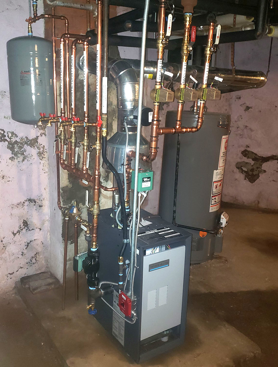 Boiler Replacement Image